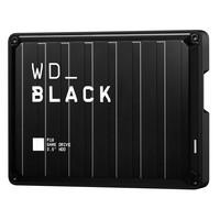 WD BLACK P10 GAME DRIVE 4TB HDD