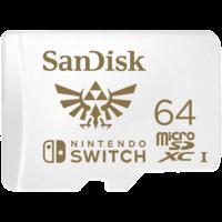 Sandisk 64GB Nintendo Switch MicroSD (Nintendo Licensed)