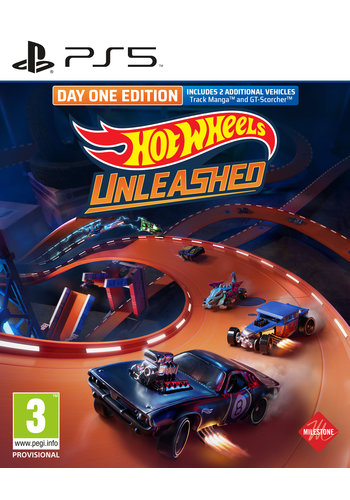 Hot Wheels Unleashed Day One Edition  - Playstation 5
