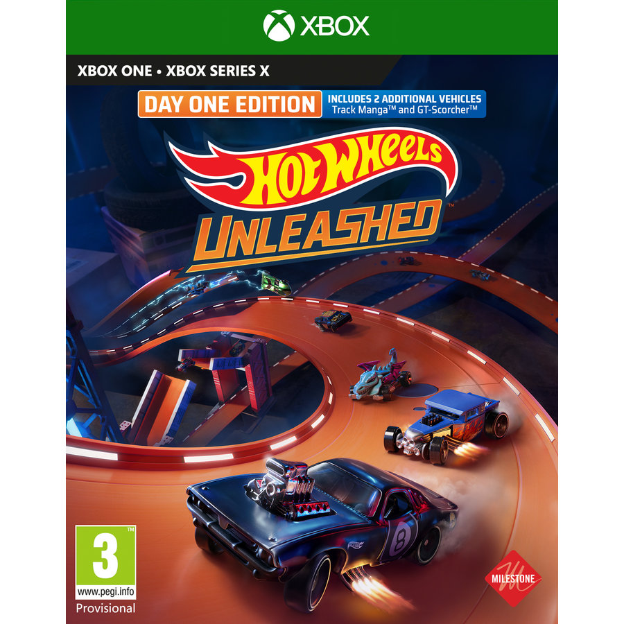 Hot Wheels Unleashed Day One Edition  - Xbox One