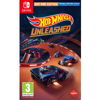 Hot Wheels Unleashed Day One Edition  - Nintendo Switch