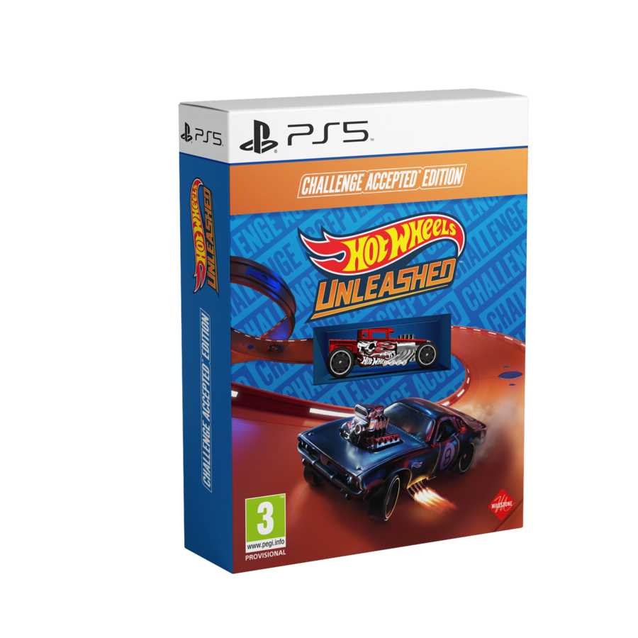 Hot Wheels Unleashed - Challenge Accepted Edition - Playstation 5