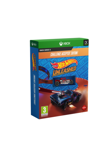 Hot Wheels Unleashed - Challenge Accepted Edition - Xbox Series X