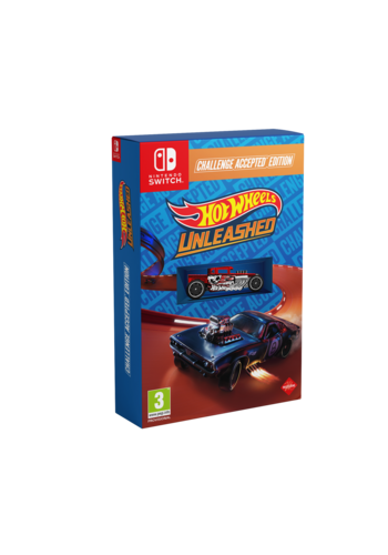 Hot Wheels Unleashed - Challenge Accepted Edition - Nintendo Switch