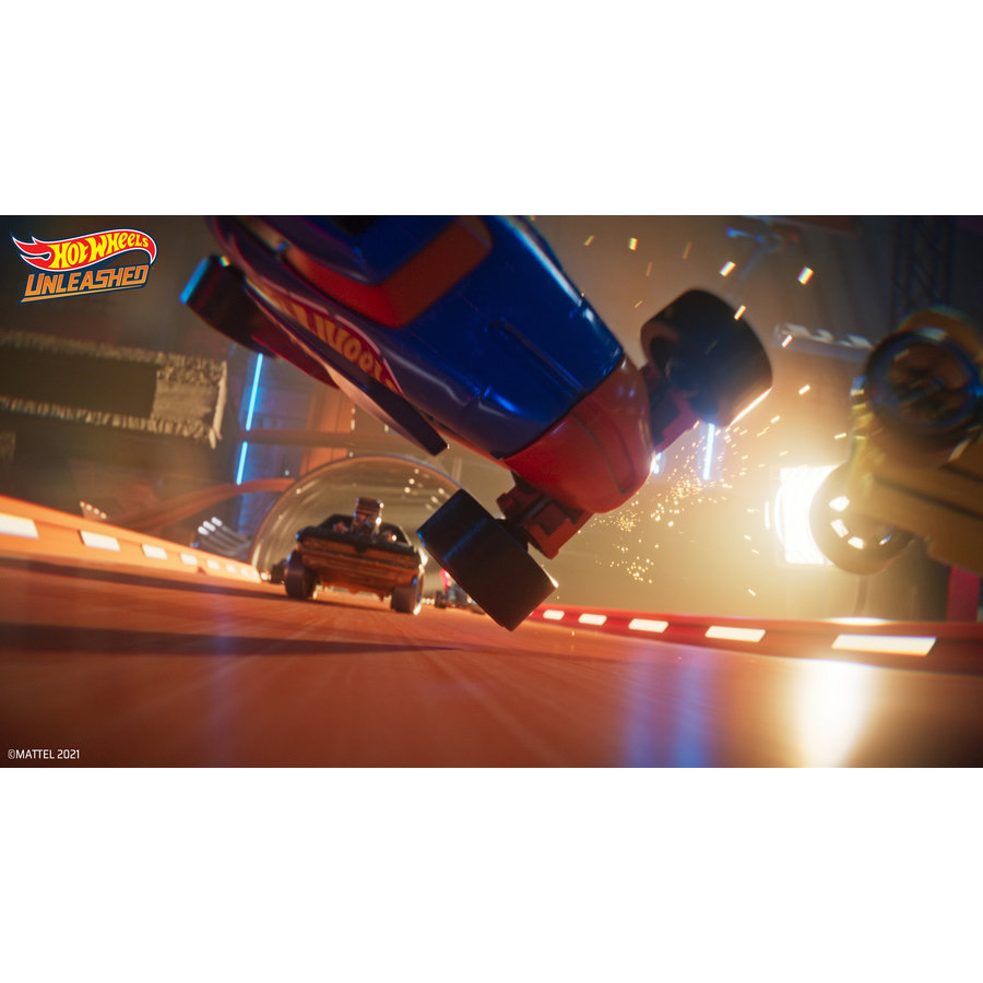 Hot Wheels Unleashed - Challenge Accepted Edition - Playstation 4