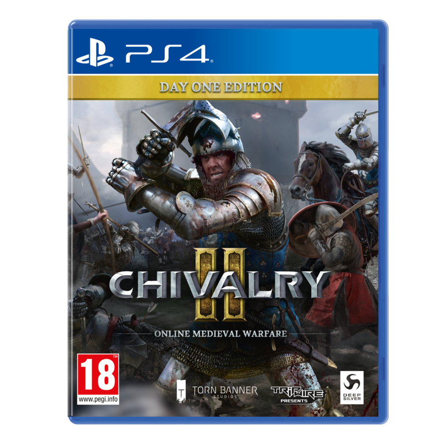 Chivalry II - Day One Edition - Playstation 4