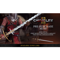 Chivalry II - Day One Edition - Playstation 5
