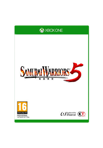 Samurai Warriors 5 - Xbox One