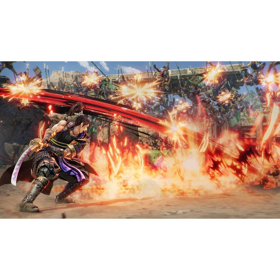 Samurai Warriors 5 - Nintendo Switch