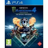 Monster Energy Supercross 4 - Playstation 4