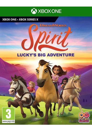 DreamWorks Spirit Lucky's Big Adventure - Xbox One