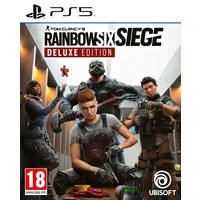 Rainbow Six Siege Deluxe Year 6 - Playstation 5