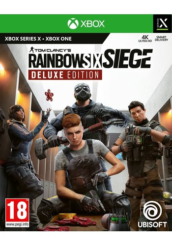 Rainbow Six Siege Deluxe Year 6 - Xbox Series X