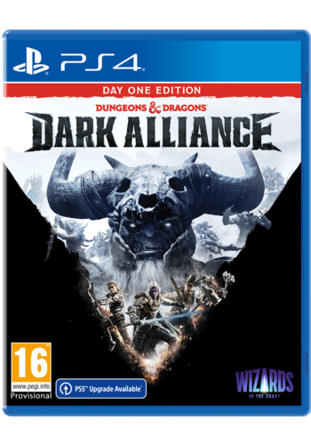 Dungeons & Dragons - Dark Alliance - Day One Edition - Playstation 4