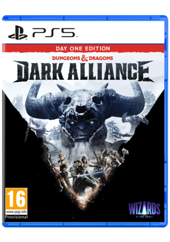 Dungeons & Dragons - Dark Alliance - Day One Edition - Playstation 5