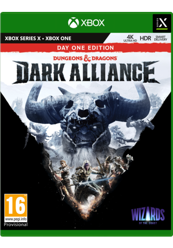 Dungeons & Dragons - Dark Alliance - Day One Edition - Xbox One & Series X