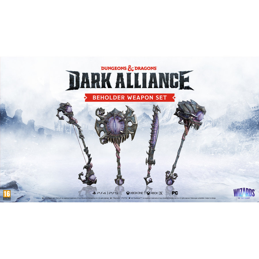 Dungeons & Dragons - Dark Alliance - Day One Edition - Playstation 5