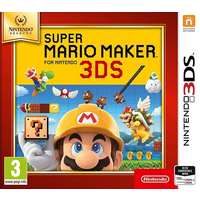Super Mario Maker 3DS - Nintendo 3DS
