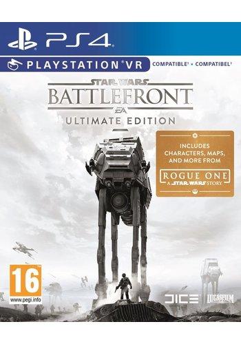 Star Wars Battlefront Ultimate Edition (+PSVR) - Playstation 4