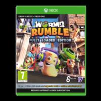 WORMS Rumble - Xbox One & Xbox Series X