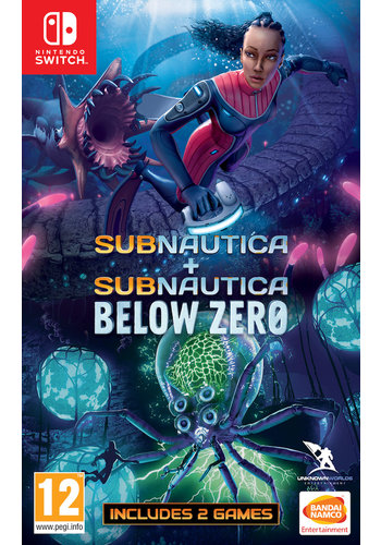 Subnautica: Below Zero - Nintendo Switch