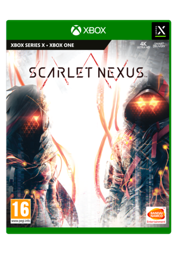Scarlet Nexus - Xbox One & Series X