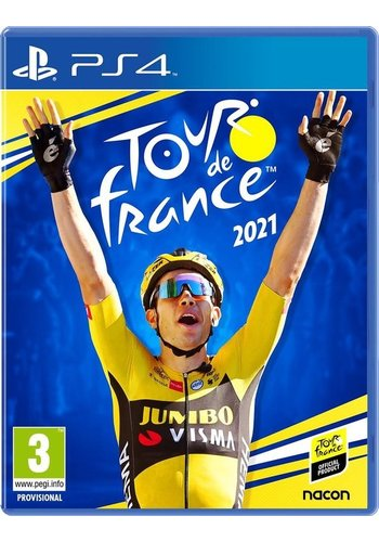 Tour de France 2021 - Playstation 4