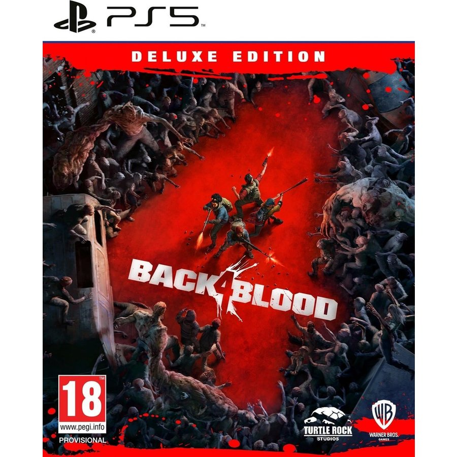 Back 4 Blood - Deluxe edition + Pre-order DLC - Playstation 5