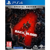 Back 4 Blood - Special Edition - Playstation 4