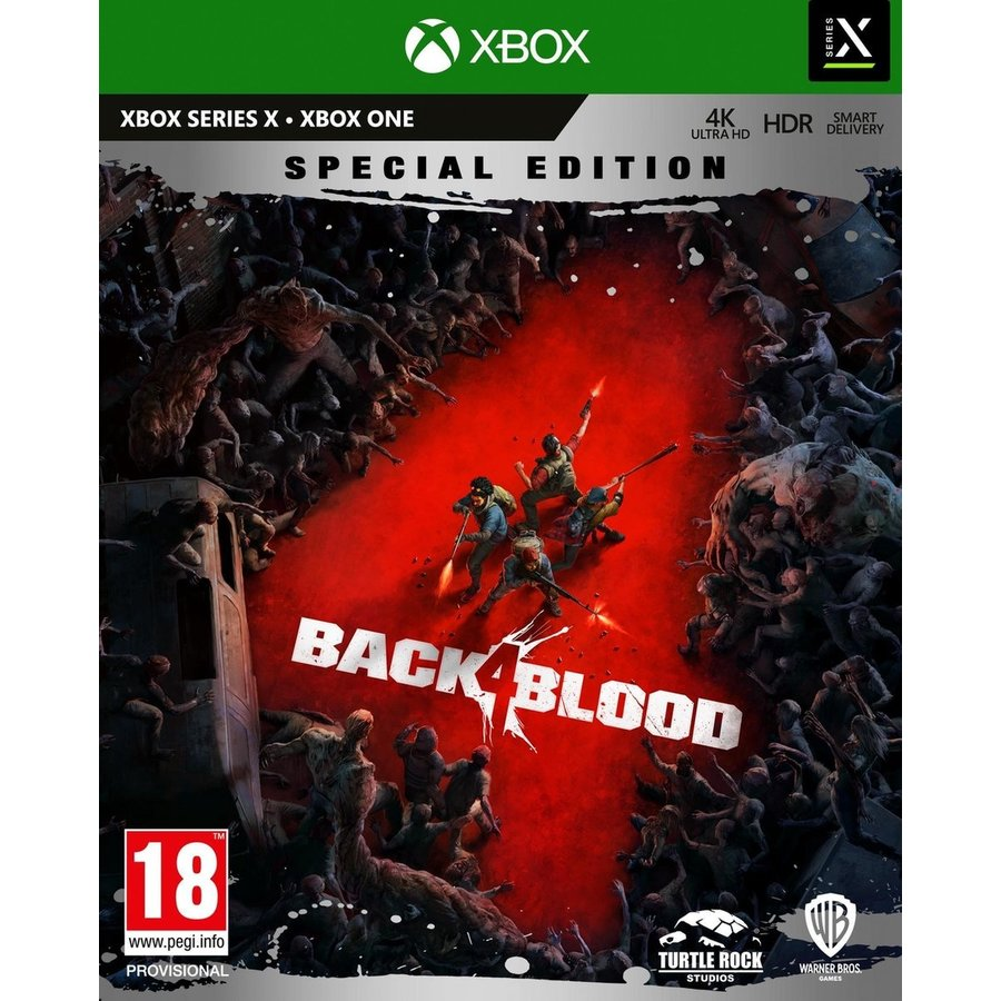 Back 4 Blood - Special Edition - Xbox One & Xbox Series X