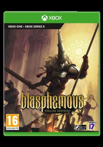 Blasphemous - Deluxe Edition - Xbox One & Series X