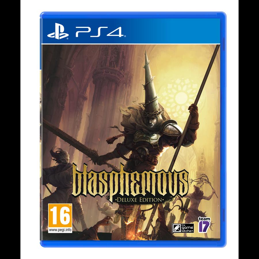 Blasphemous - Deluxe Edition - Playstation 4