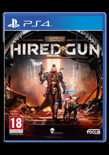 Necromunda - HIRED GUN - Playstation 4