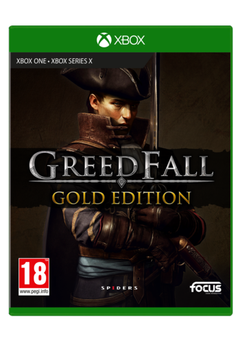 Greedfall - Gold Edition - Xbox One & Series X