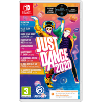 JUST DANCE 2020 SWITCH (CODE IN BOX) - Nintendo Switch
