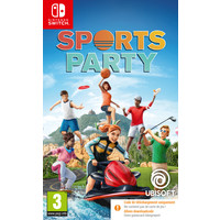 SPORTS PARTY SWITCH (CODE IN BOX) - Nintendo Switch