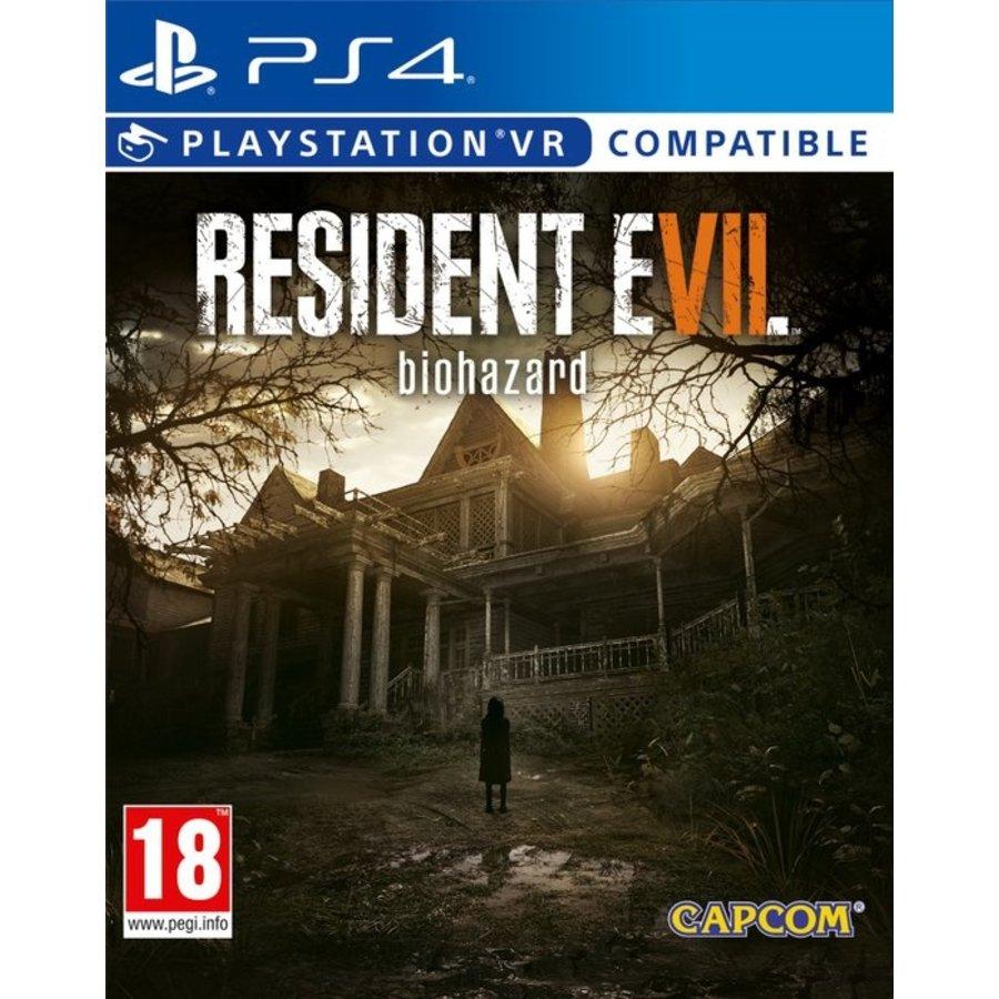 Resident Evil 7: Biohazard - Playstation 4
