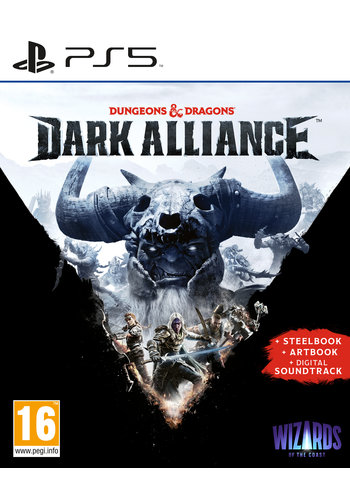 Dungeons & Dragons - Dark Alliance - Special Edition - Playstation 5