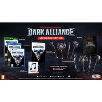 Dungeons & Dragons - Dark Alliance - Special Edition - Playstation 4