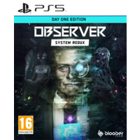 Observer System Redux - Day One Edition - Playstation 5