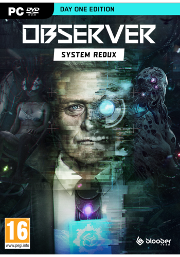 Observer System Redux - Day One Edition - PC