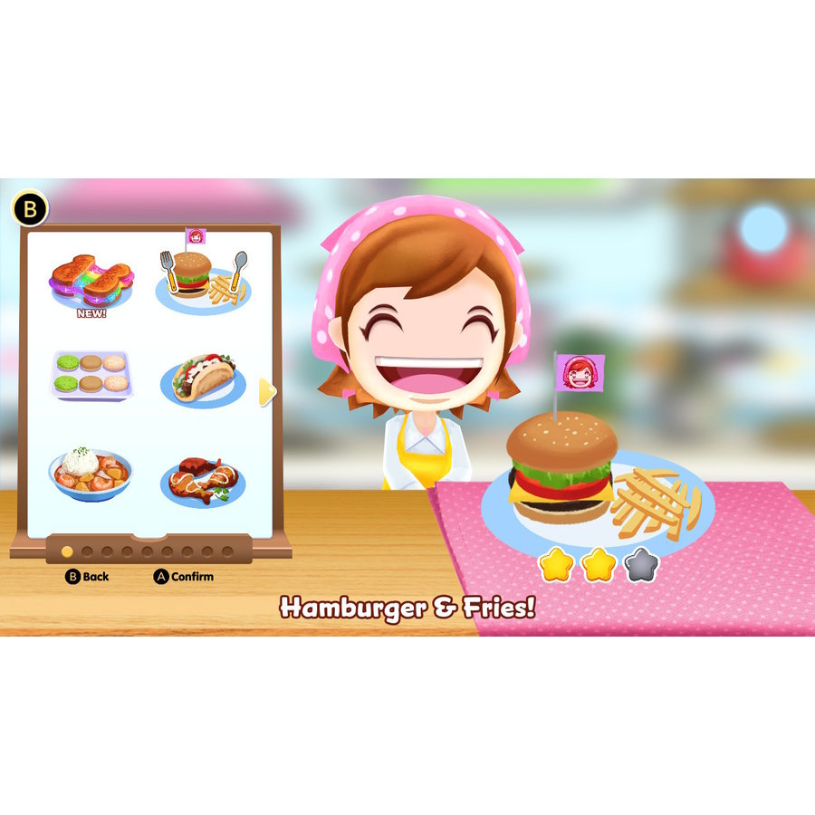 Cooking Mama Cookstar - Playstation 4