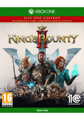 King's Bounty 2 - Day One Edition - Xbox One