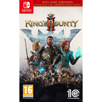 King's Bounty 2 - Day One Edition - Nintendo Switch