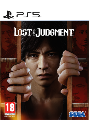 Lost Judgment - Playstation 5