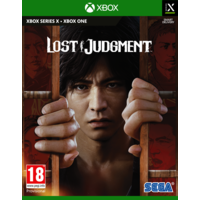 Lost Judgment - Xbox One & Series X
