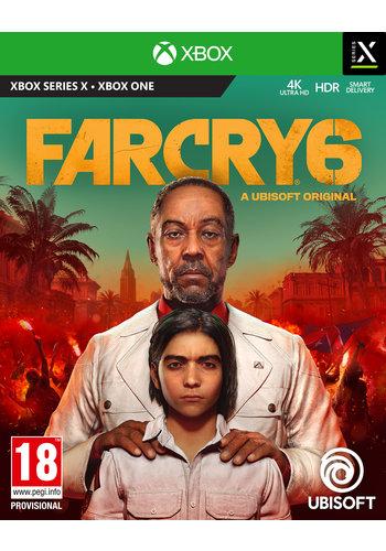Far Cry 6 + Pre-Order Bonus  - Xbox One