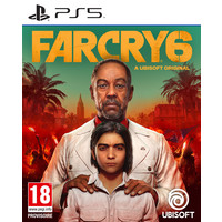 Far Cry 6 + Pre-order DLC - Playstation 5