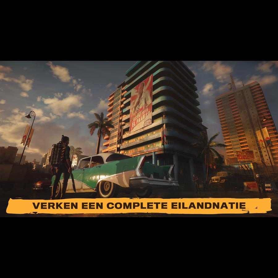 Far Cry 6 + Pre-Order Bonus  - Playstation 4