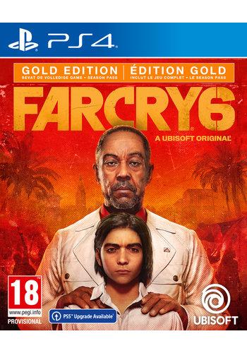 Far Cry 6 Gold Edition + Pre-Order DLC  - Playstation 4